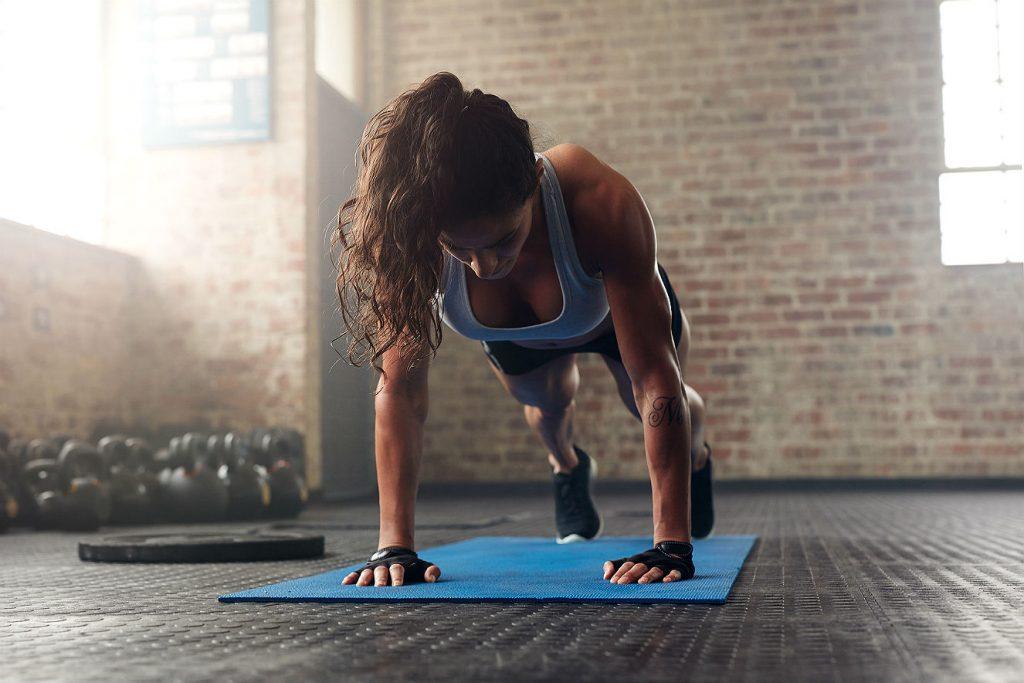 exercício de alta intensidade